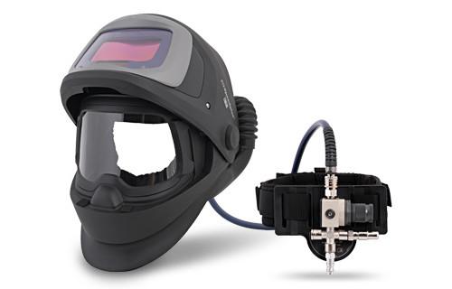 M scara para soldar fotosensible speedglas 9100 air de 3m - Mascara de soldar ...
